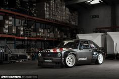 Ken Block's Hoonigan 1978 Ford Escort Mk2 RS