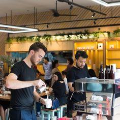 St. Ali café, Jakarta - Indonesia