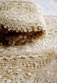 lace, no wonder we love it so much