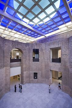 Former Pinacoteca of Sao Paulo. Renovated /Restaurated as State Art Museum Architect: Paulo Mendes da Rocha 1998 Architecture Exam, Architecture Details, Interior Architecture, Places Around The World, Around The Worlds, Cities, Sao Paulo Brazil, Famous Architects, Interior Exterior