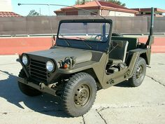 1959-82 Ford M151 Mutt
