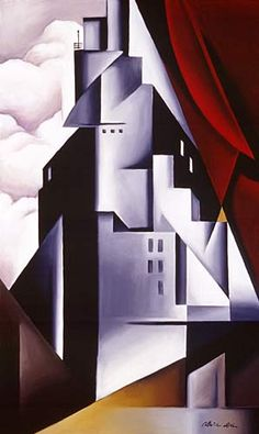 Out My Window - Copyright 2002 Catherine Abel