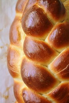 Jane's Sweets & Baking Journal: So This is Challah . . .