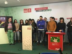 Nueva plataforma de JJSS de Jaén para la defensa de gays, lesbianas y transexuales