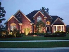 1000 Images About Brick Homes On Pinterest Brick Homes