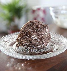 Merveilleux au chocolat, meringue et crème chantilly - Recettes de cuisine Ôdélices