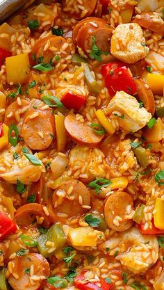 Jambalaya Recipe | Gimme Some Oven