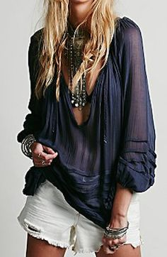lovely sheer blouse  http://rstyle.me/n/q4k46pdpe