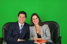 Salvador Heresi y Sara Sara perú