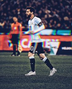 The greatest ever. Leaving defenders with blurred vision since -- ? Lionel Messi, Messi 2005, Rugby, Messi Argentina, Argentina National Team, Messi Soccer, Messi And Ronaldo, Best Football Players, Adidas Football