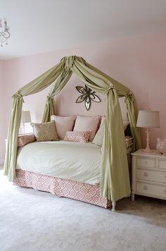 little girls bedroom  James R. Salomon Photo