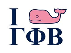 Gamma Phi Vineyard Vines - love it when my tumblr posts make it on to pinterest