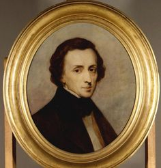 Fryderyk Chopin painting by Ary Scheffer Frederick Chopin, Paul Delaroche, Angel Warrior, Frame Shop, Art Studios, Find Art, Framed Artwork, Giclee Print, Portrait