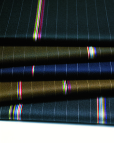 Stripes Fabric by Paul Smith for Maharam