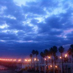 Oceanside pier California USA
