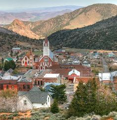 Image detail for -Panoramio - Photo of Virginia City Nevada 2011.  Remembering how the Cartwrights of Bonanza would always go into Virginia City.