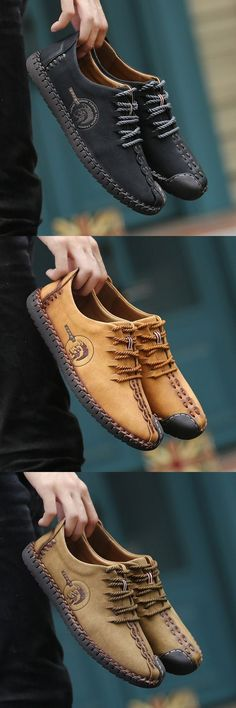 Novel Designs Delightful Colors And Exquisite Workmanship 2019 Vintage Tassels Mens Ankle Boots Lace Up Work Safety Genuine Leather New Office Party Man Footwear British Retro Footwear Famous For Selected Materials