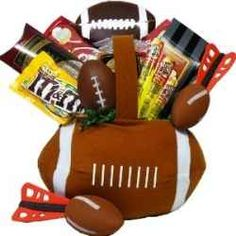 The best Valentines Day gift baskets and popular gift ideas for football  fans in 2013.