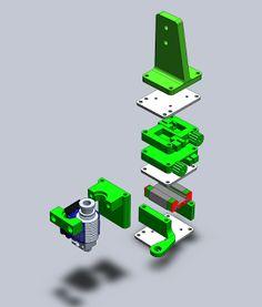 René und seine 3D-Drucker