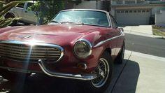 1962 Volvo P1800 - S | Classic Driver Market
