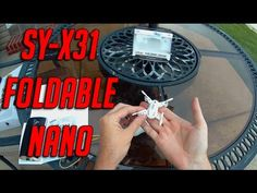 SY-X31 Foldable Pocket Drone Review