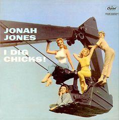"Jonah Jones, ""I Dig Chicks!"", LP, Capitol Records"