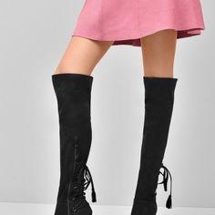 Archívy Čižmy - Stránka 5 z 6 - WoMan. High Socks, Knee Boots, Shoes, Fashion, Moda, Thigh High Socks, Zapatos, Shoes Outlet, Fashion Styles
