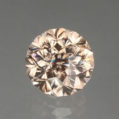 Champaigne Zircon SunBurst™ Cut - John Dyer & Co.