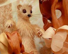 Wooden Animals by Sergei Bobkov