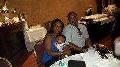 Montez, Nisha and Lil Tez