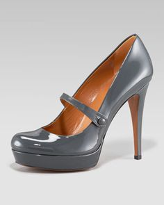 Betty Platform Pump by Gucci at Neiman Marcus.