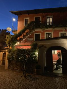 Grotto Baldoria, Ascona, Ticino Mansions, House Styles, Home Decor, Mansion Houses, Homemade Home Decor, Manor Houses, Fancy Houses, Decoration Home, Palaces