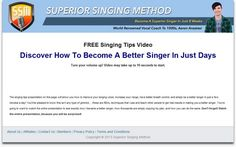 Get Cheap  Superior Singing Method - Online Singing Course  Online Sale If it does not show. Please click on the blue square or link. Superior Singing Method - Online Singing Course. Our own checks and buyer recommendations prooved of which Superior Singing Method - Online Singing Course. performs throughout acceptable as effectively as allows 100 % customer help pertai...