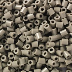 (^_^) $2.50 for 1000 -ASH GRAY- PhotoPearls® Brand Beads.