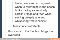 Creepy, yet so funny