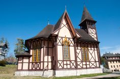 Starý Smokovec, Wooden Roman Catholic church