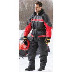 Image result for men in snowsuits