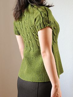 Raglanjacke mit Zopfmustern pattern by Lana Grossa There's a photo of the model (it's the right one) on the Lana Grossa website. Knitting Designs, Knitting Patterns, Raglan, Pullover, Free Pattern Download, Knitting Stiches, Vest Pattern, Love Sewing, Knitting For Beginners