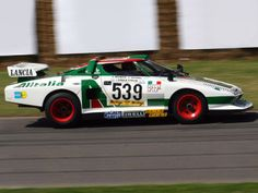 Photos of Lancia Stratos Turbo Group 5 Silhouette 1976 Road Race Car, Race Cars, Maserati, Ferrari, Color Race, Love Car, Rally Car, Car Brands, Vintage Racing