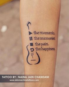 Tattoo for a music lover. Done by : Naina jain chandani Skin Machine Tattoo Stu… Tattoo for a music lover. Done by : Naina jain chandani Skin Machine Tattoo Studio Email for appointments: skinmachineteam www. Tattoo Drawings, Body Art Tattoos, Hand Tattoos, Small Tattoos, Henna Tattoos For Guys, Tattoos For Black Skin, Music Drawings, Forearm Tattoos, Finger Tattoos