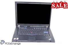 Lenovo ThinkPad T61 Intel Core 2 Duo 2.10GHz / 2GB / 160GB / SN:1S6460DWUL3K5260
