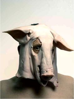 Meat, Masks and Costumes Hans Gissinger