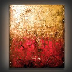 http://www.etsy.com/listing/94961205/gold-red-abstract-texture-painting