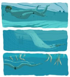 WATERPROOF DREAM by Giovanni Grauso, via Behance
