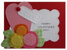 Valentine's card @ Last Impressions