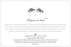 BIENVENIDOS AL MUNDO DE MARIA VICTRIX!!!!  Los talleres de marzo, un espectacular taller donde vamos a preparar tu boda
