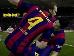 FIFA 15 : Luis Suarez mord aussi dans le jeu vidéo - http://www.actusports.fr/117831/fifa-15-luis-suarez-mord-jeu-video/