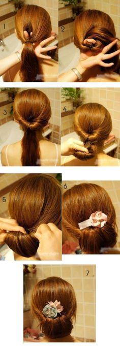 Tutorial peinados