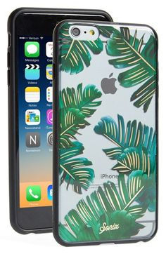Free shipping and returns on Sonix 'Bahamas' iPhone 6 Plus & 6s Plus Case at Nordstrom.com. Lush, gilded palms make a tropical splash on a slim, impact-resistant case designed to protect and display your phone.