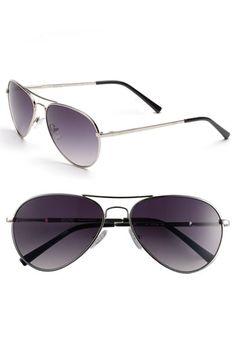 MICHAEL Michael Kors Aviator Sunglasses | Nordstrom